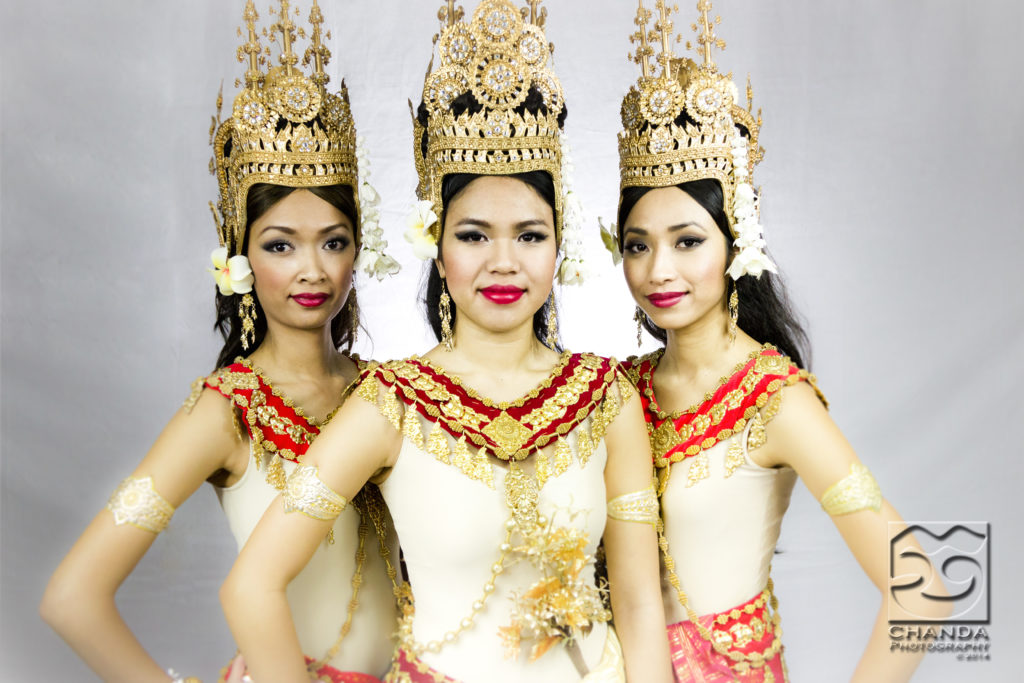 Snapshot Monday ~ Traditional Dancers of Cambodia - Marie